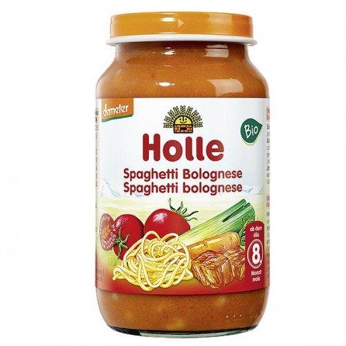 Био пюре спагети Болонезе 220 гр.